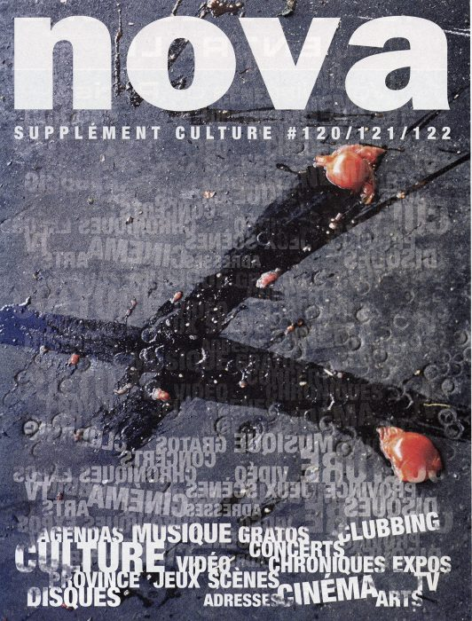 Couverture de Nova Magazine
