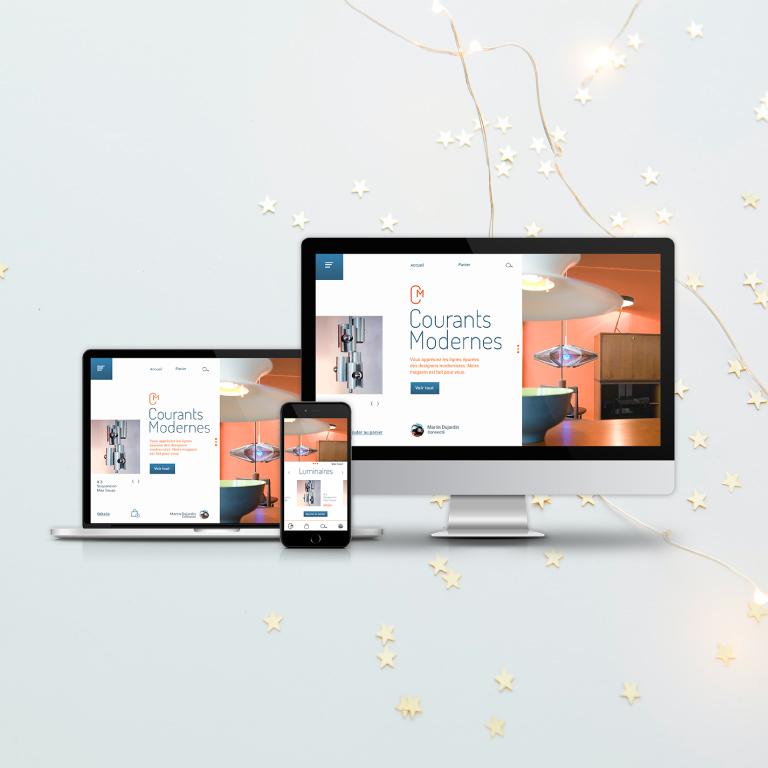 Création de e-commerce